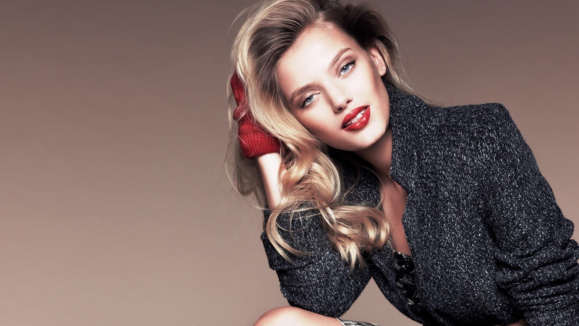Girl Bregje Heinen Model Fashion