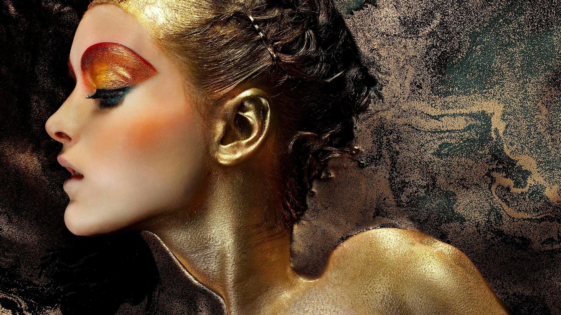 Related For Girl Face Eyeshadow Makeup. Makeup Girl