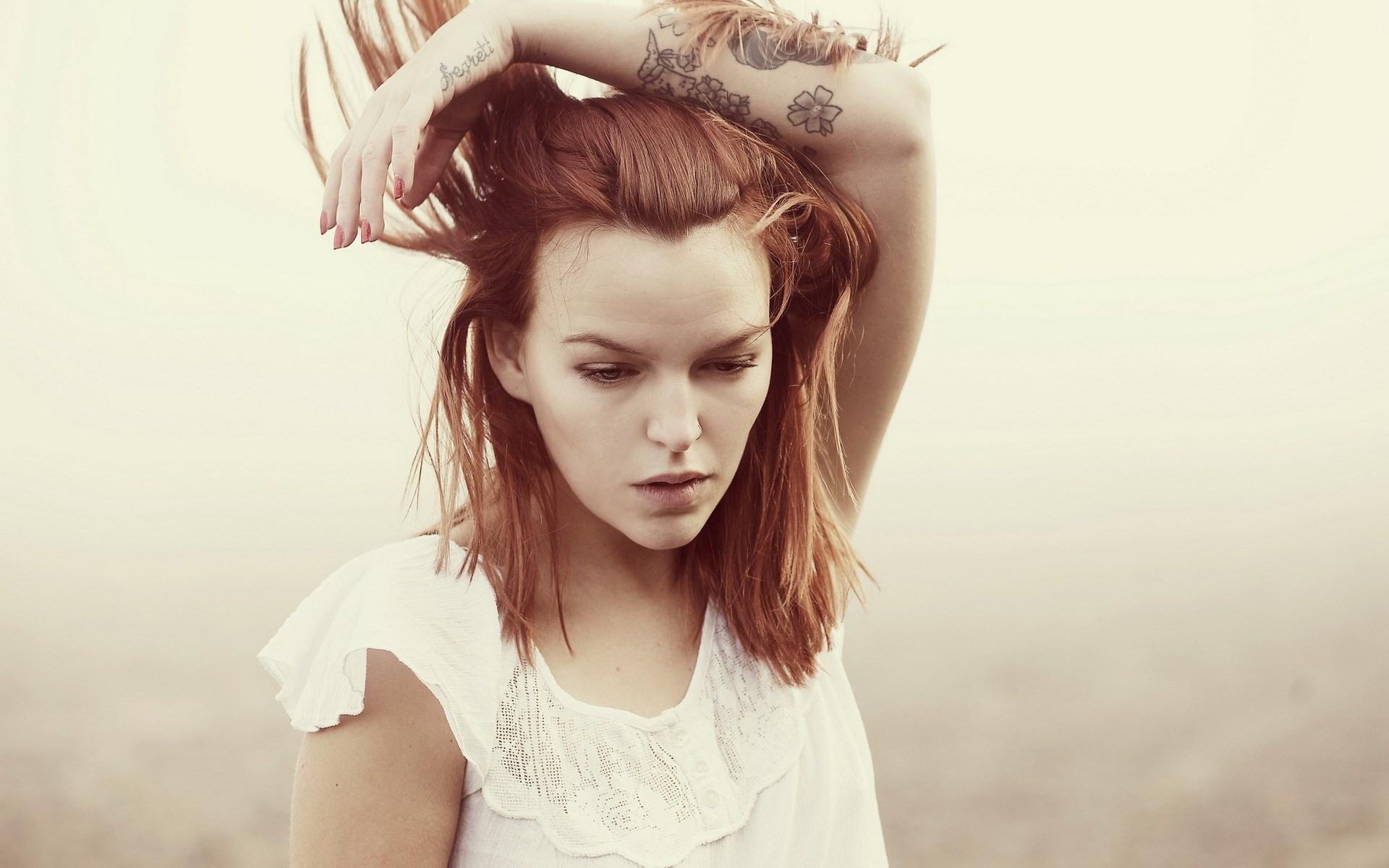 Girl Tattoos Mood
