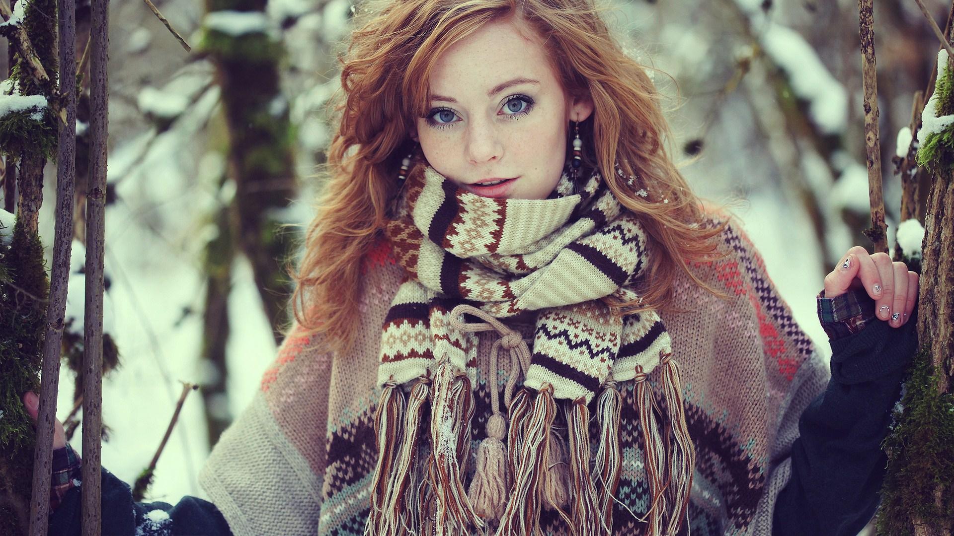 Girl Winter Fashion