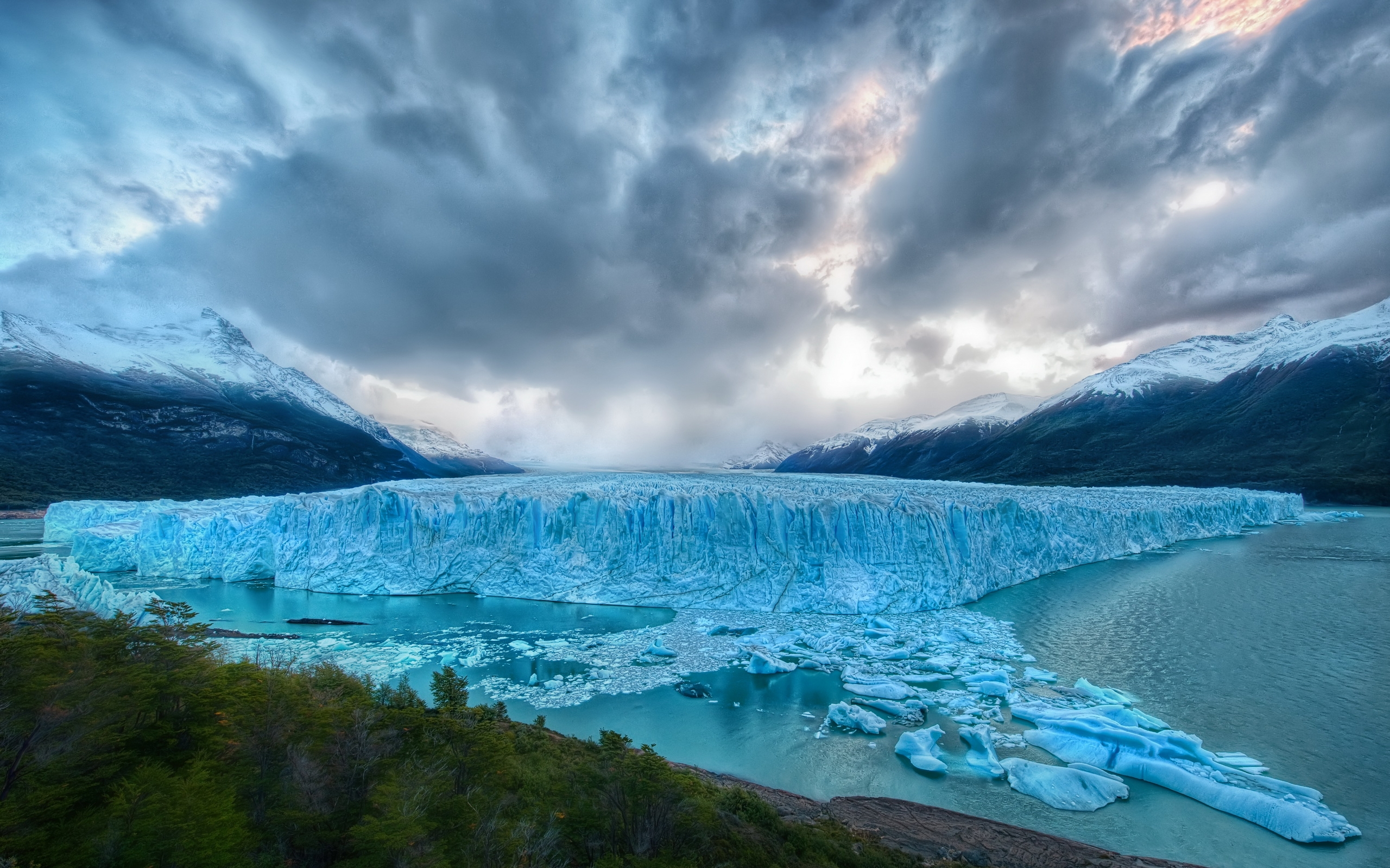 HD Wallpaper | Background ID:103029. 2560x1600 Earth Glacier