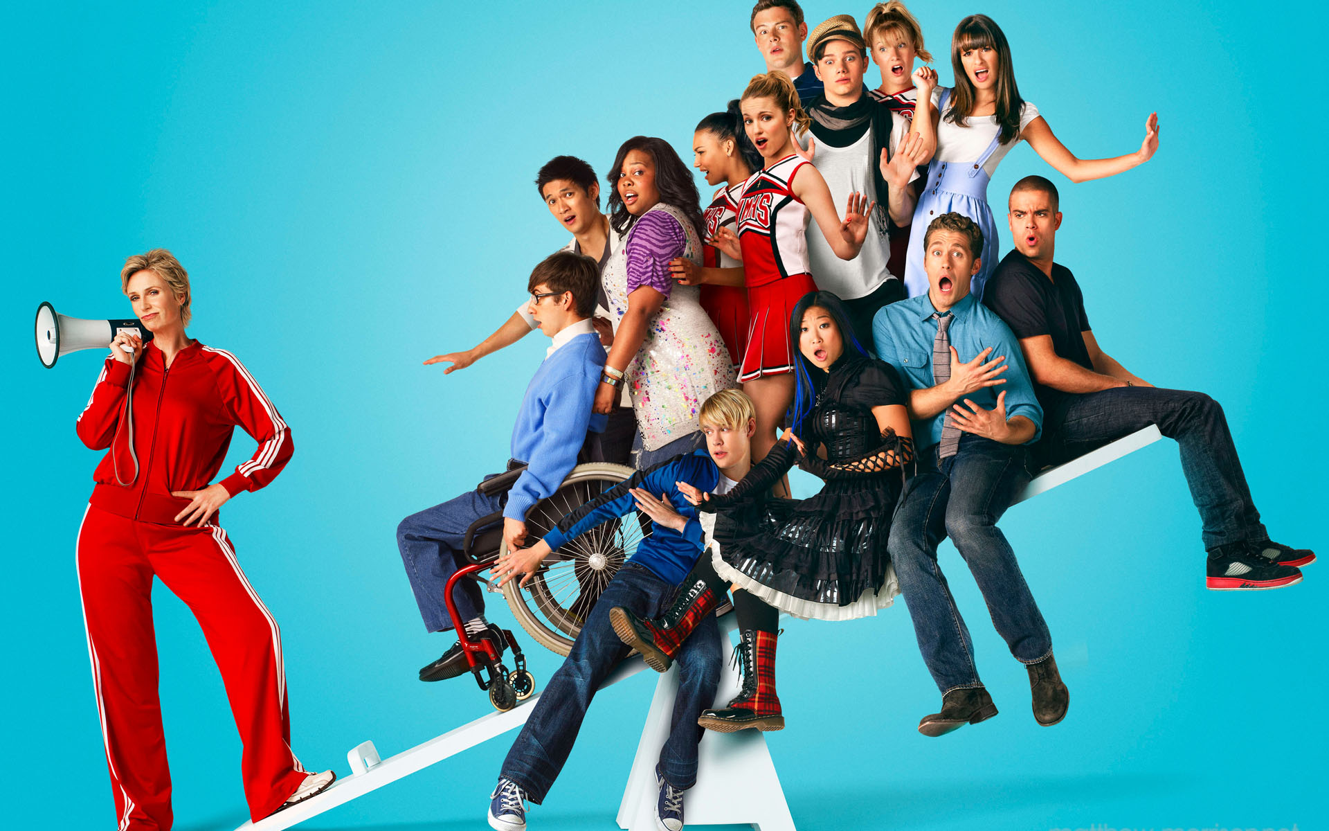 Glee Sport Teacher