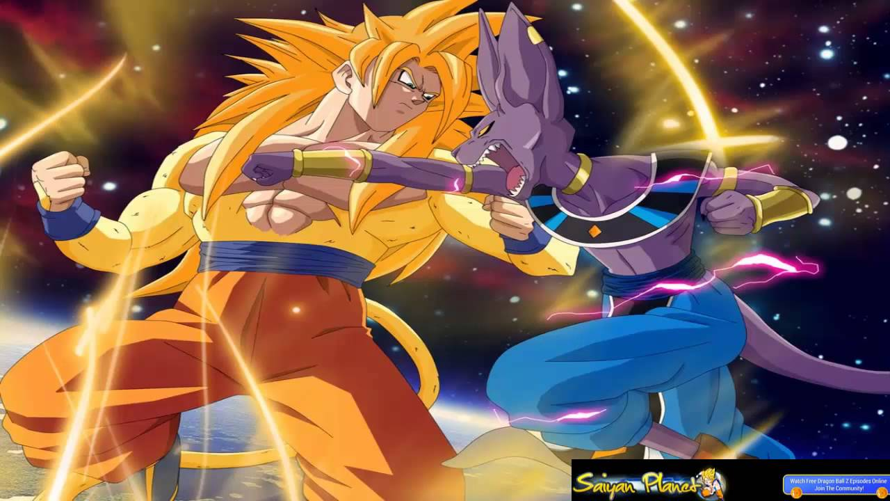 Dragon Ball Z Battle of Gods Full Movie English Dubbed