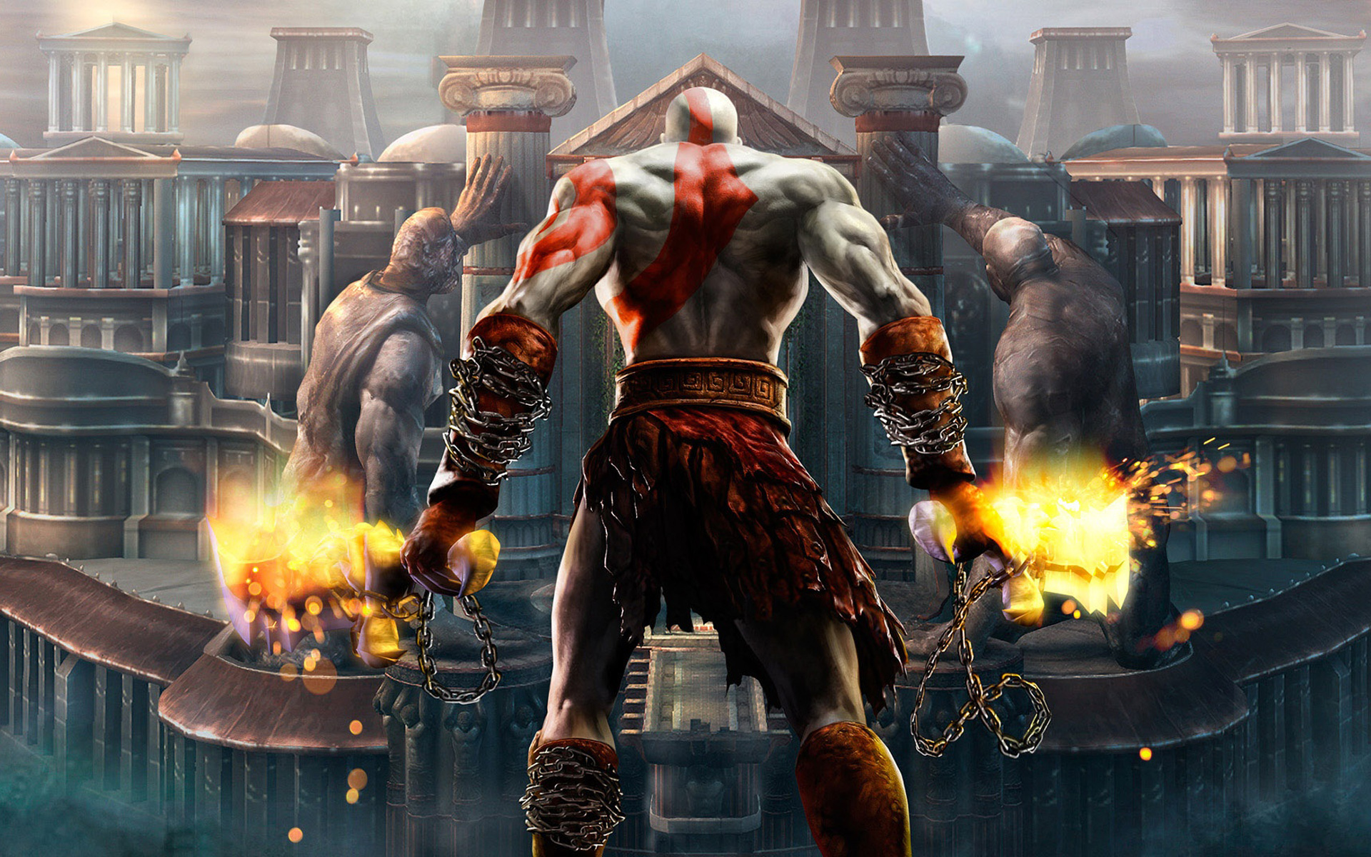 A new game in the God of War series is in development at Sony Santa Monica, the studio's Creative Director Cory Barlog let slip today at the PlayStation ...