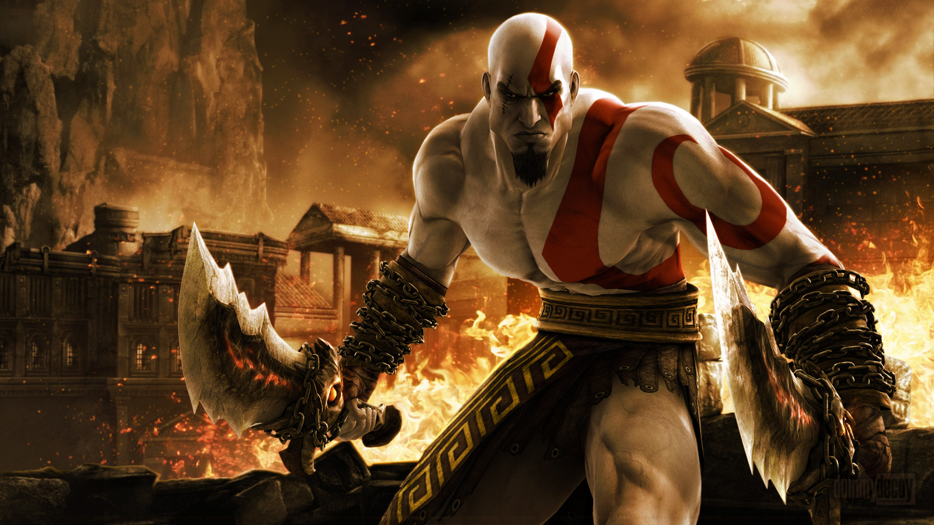 Another God of War game is in development according to Sony