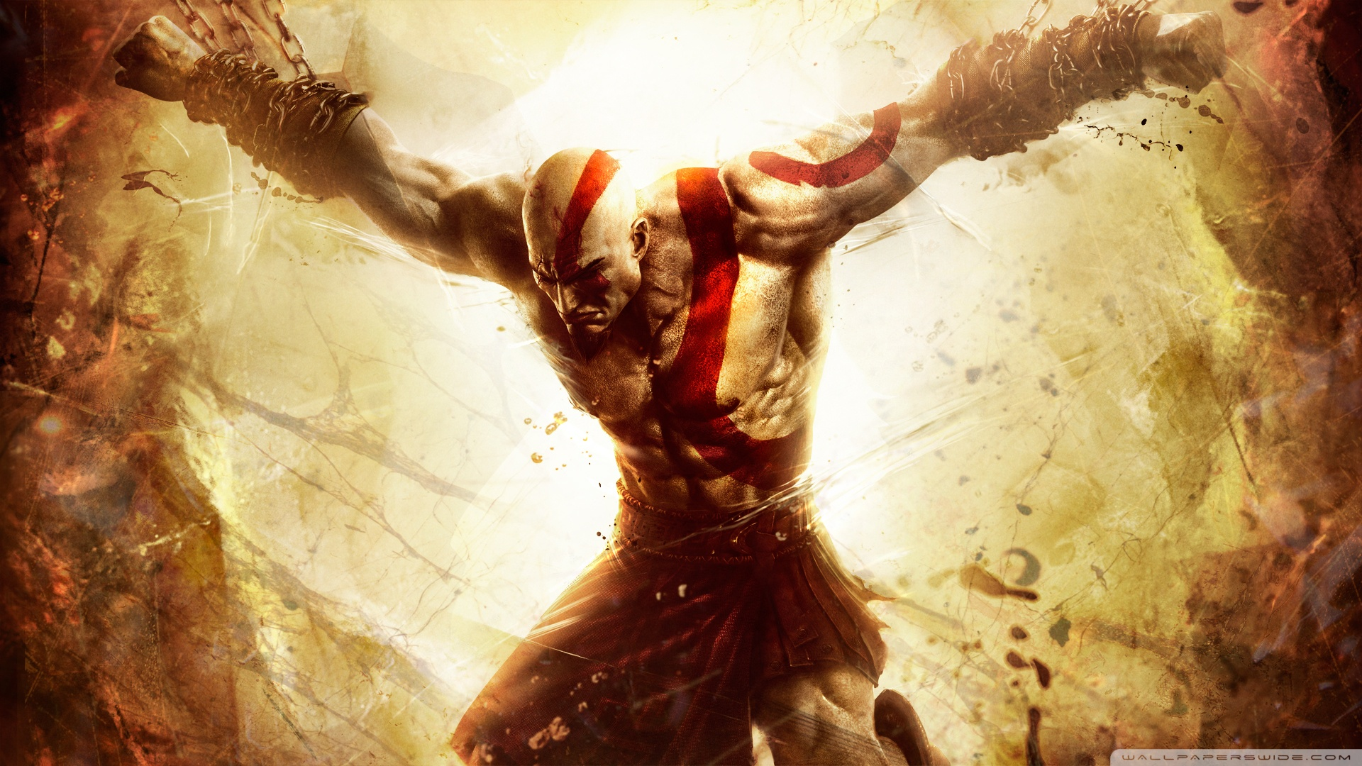 God Of War Wallpaper 1920x1080 78902