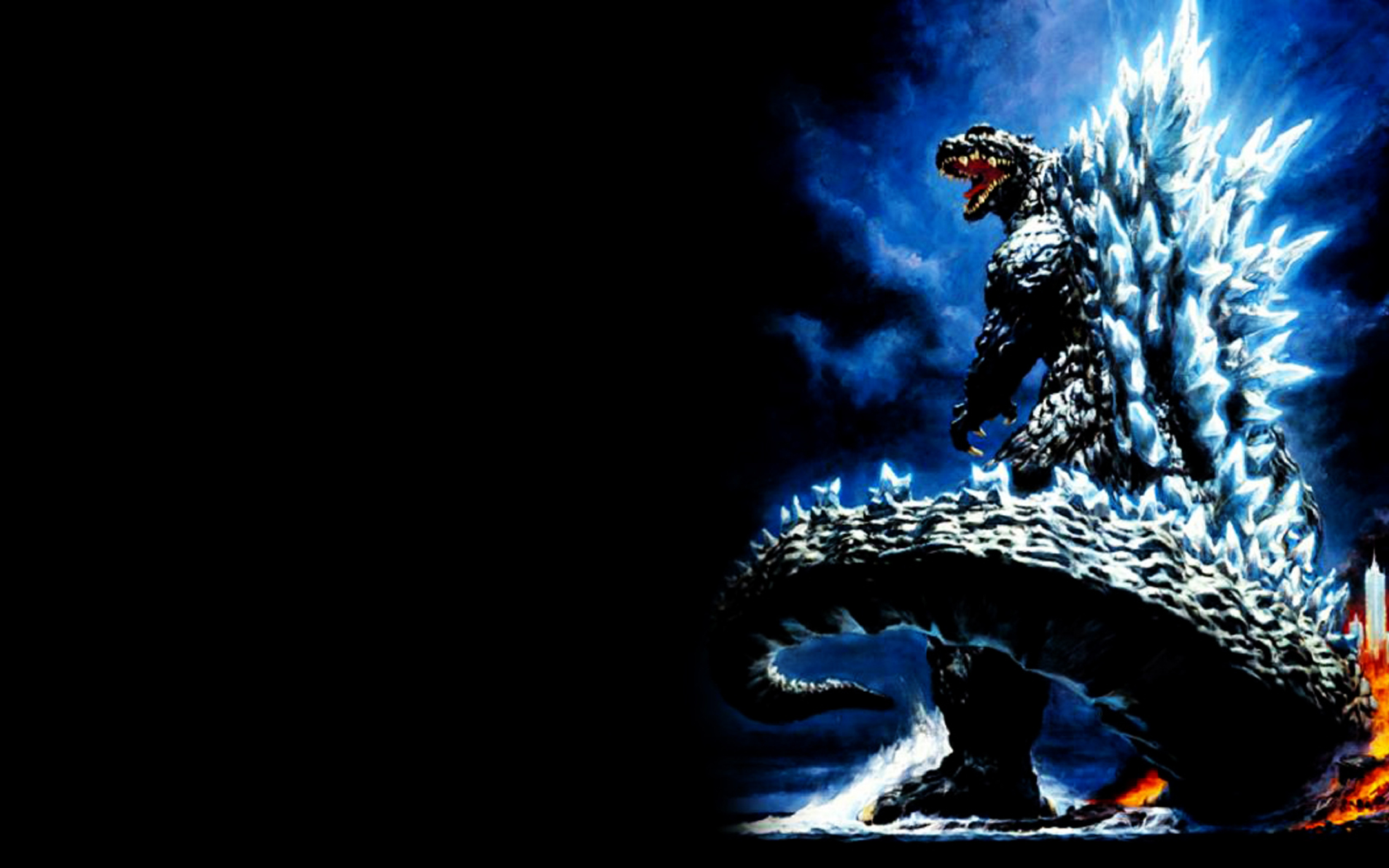 HD Wallpaper | Background ID:411074. 1680x1050 Movie Godzilla