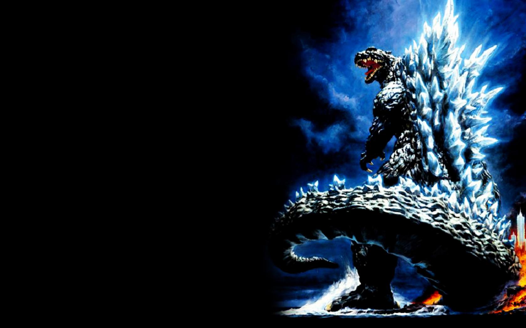 HD Wallpaper   Background ID:411074. 1680x1050 Movie Godzilla