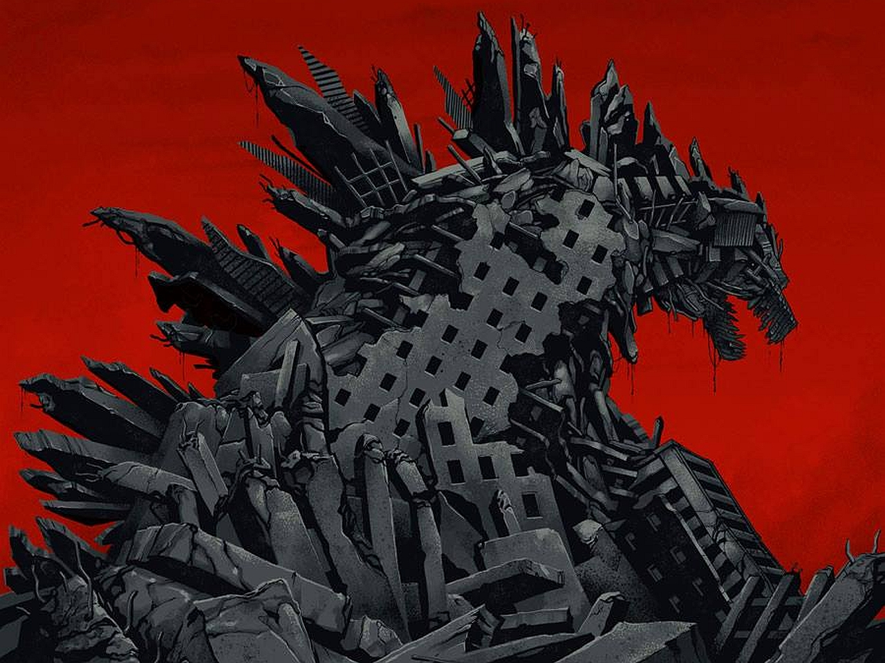 HD Wallpaper | Background ID:433783. 1280x960 Movie Godzilla