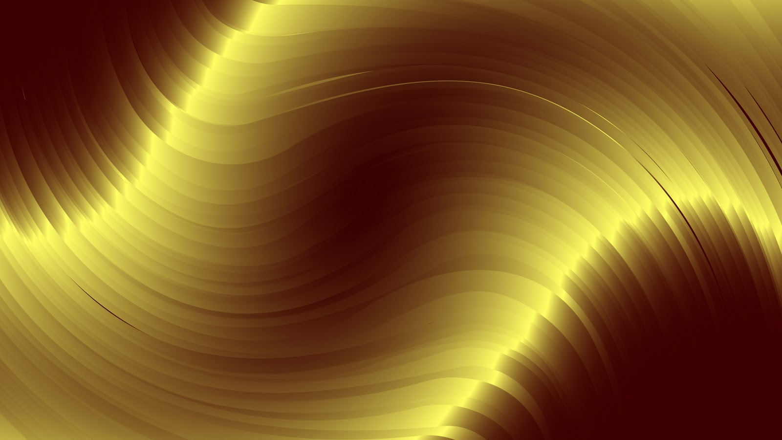 Abstract Gold Wallpaper 803