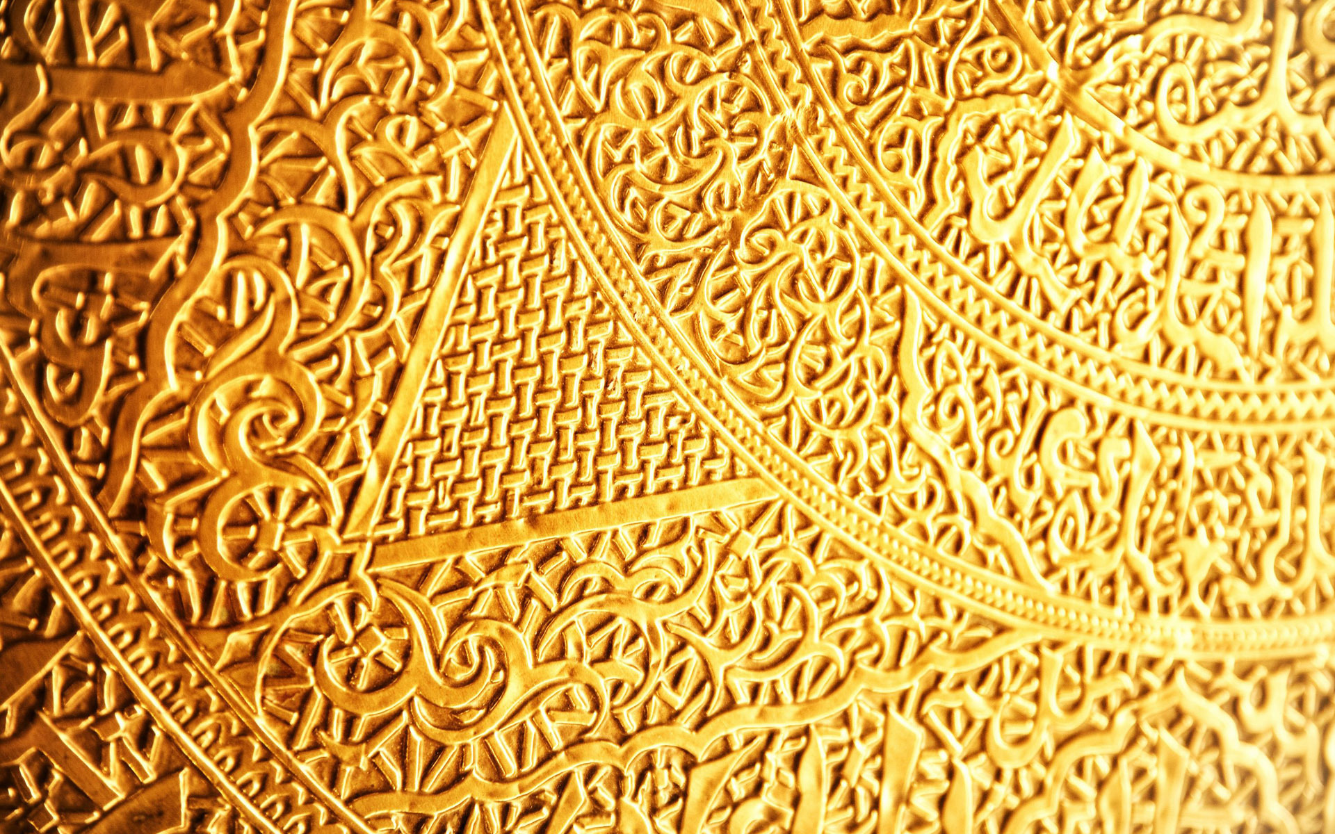 Gold wallpaper 1920x1200 35479 for Gold 3d wallpaper