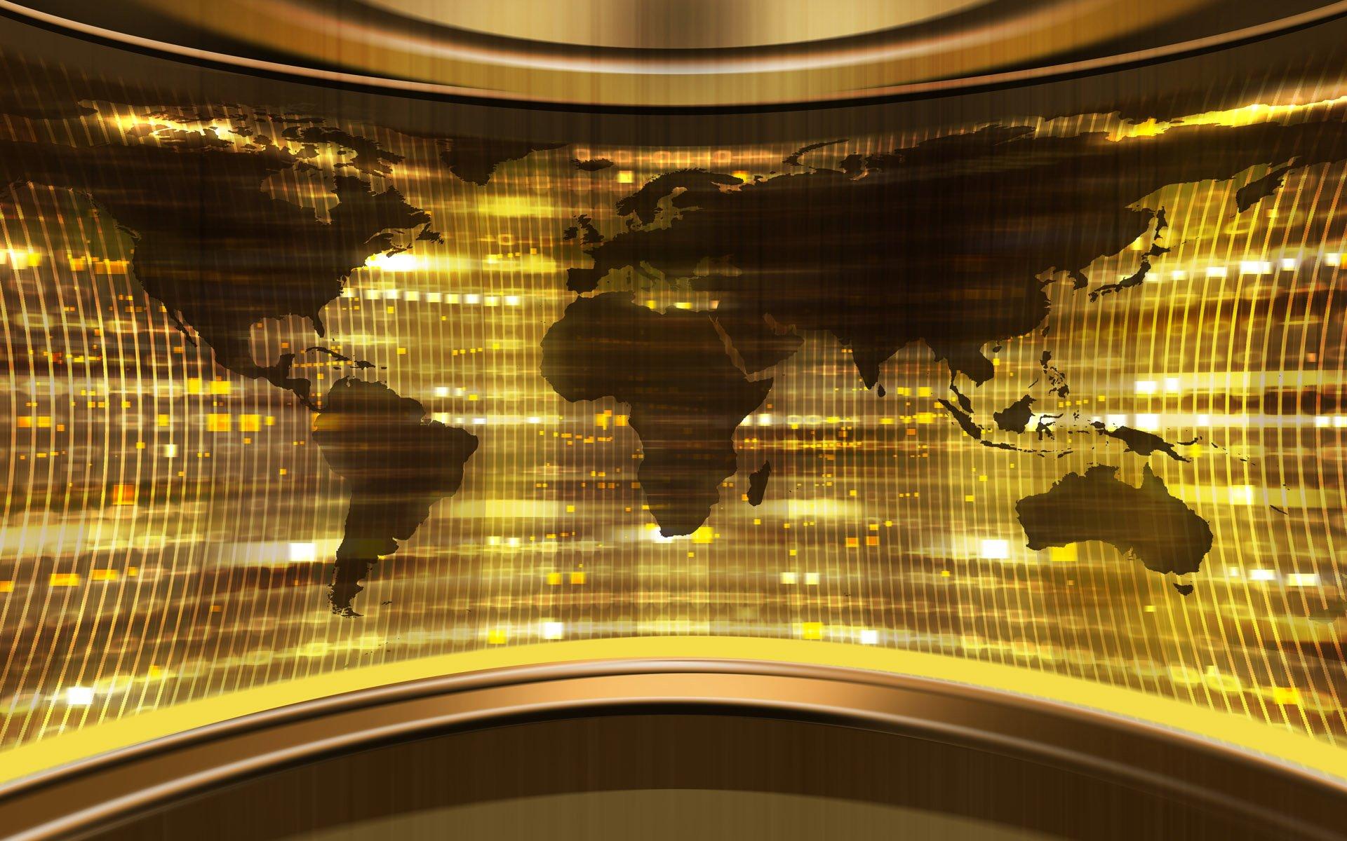 ... Gold wallpaper 7 ...