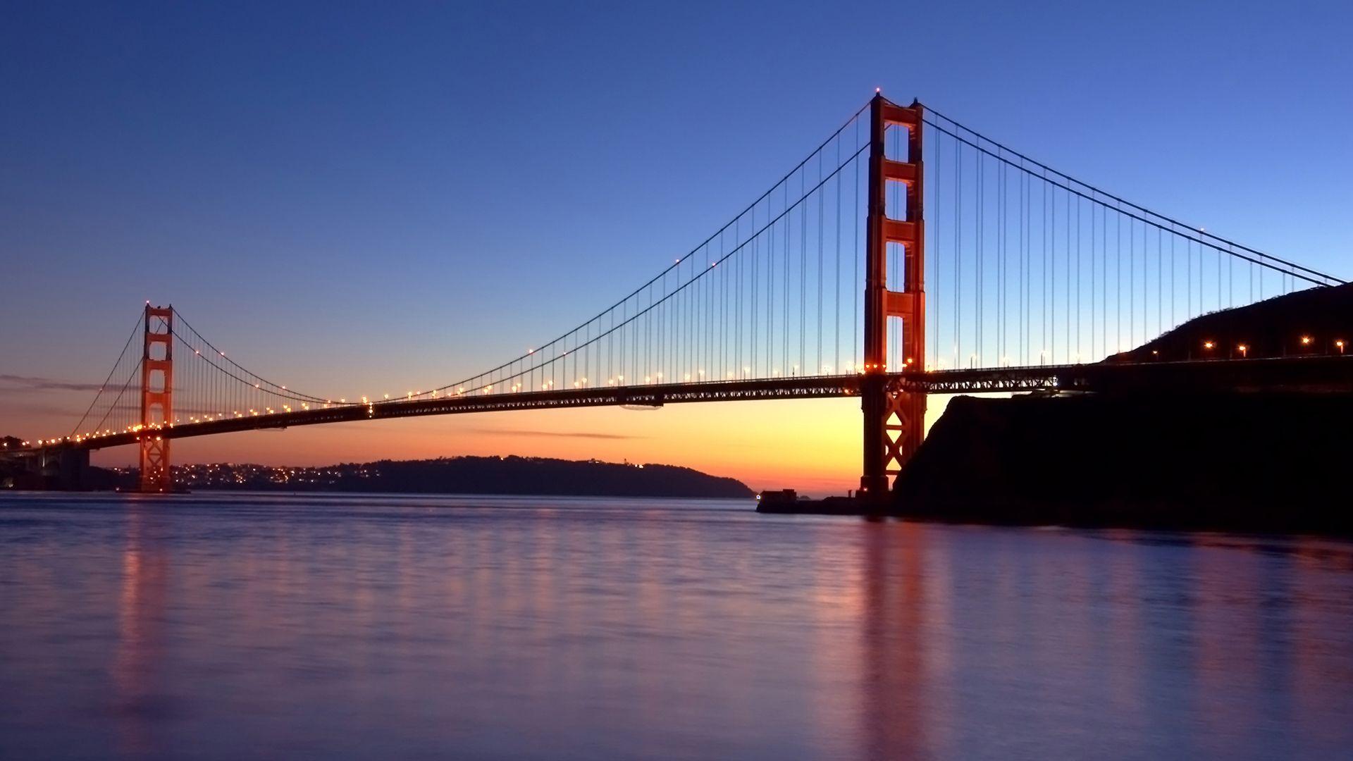 Golden Gate Bridge #2