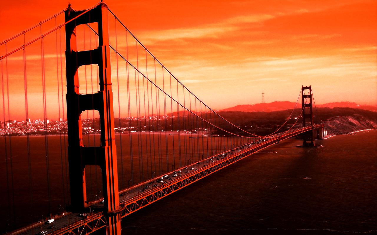 Golden Gate Wallpaper