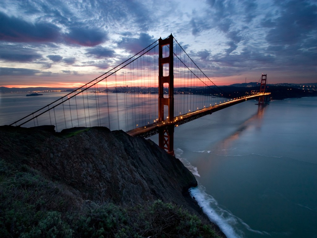 ... free download hd wallpapers of golden bridge Golden Gate ...
