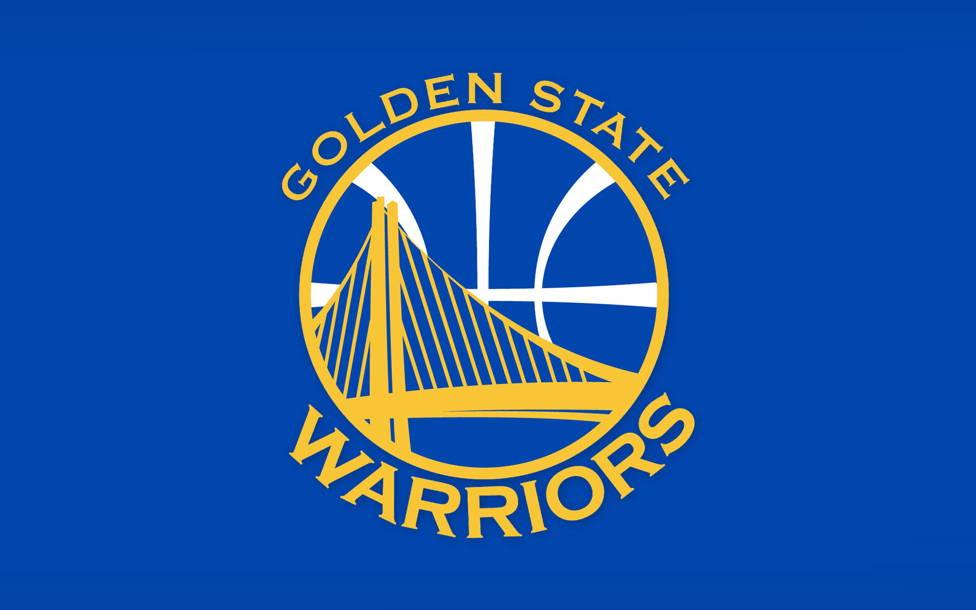 Golden State Warriors Logo Wallpaper
