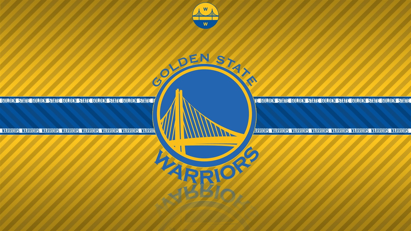 Golden State Warriors Wallpaper 1366x768 80042