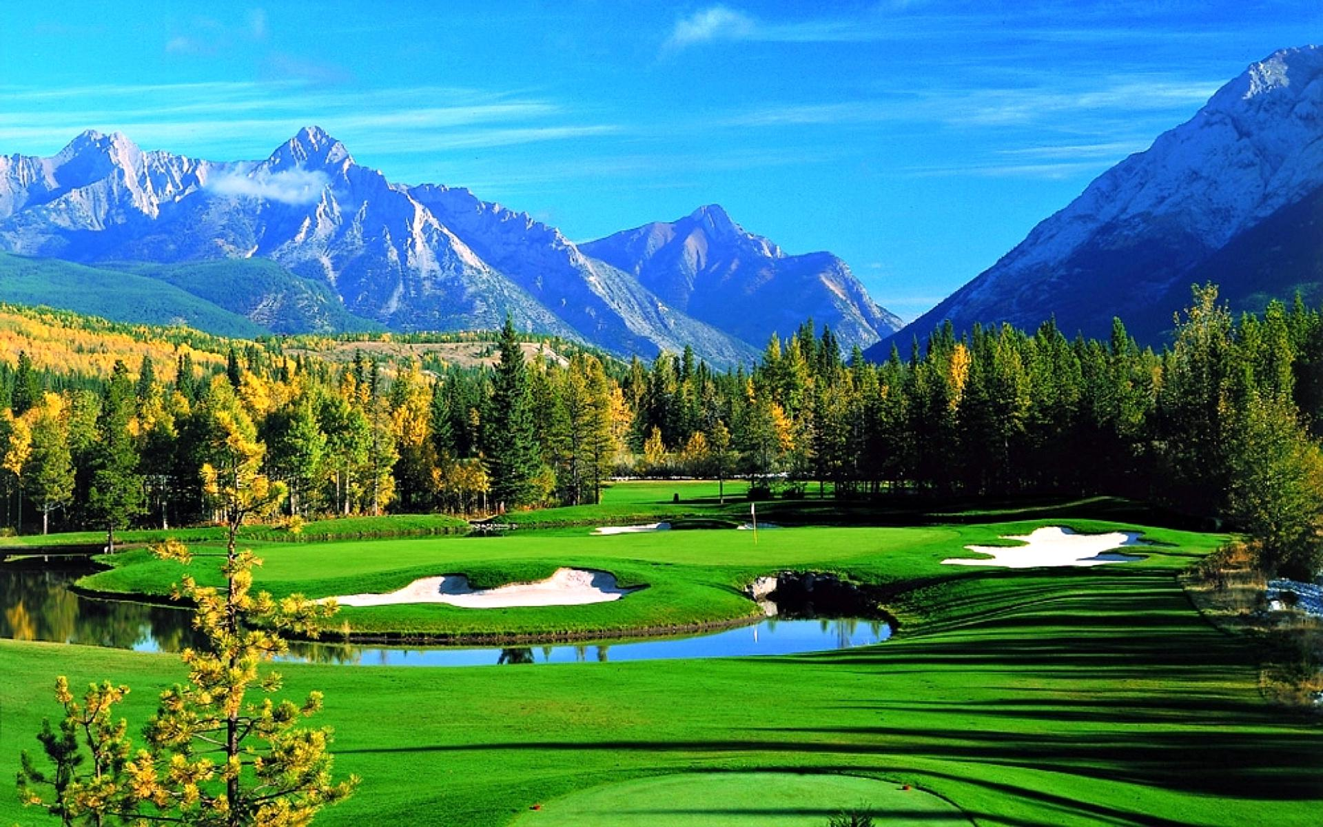 Kananaskis golf course HQ WALLPAPER - (#156459)