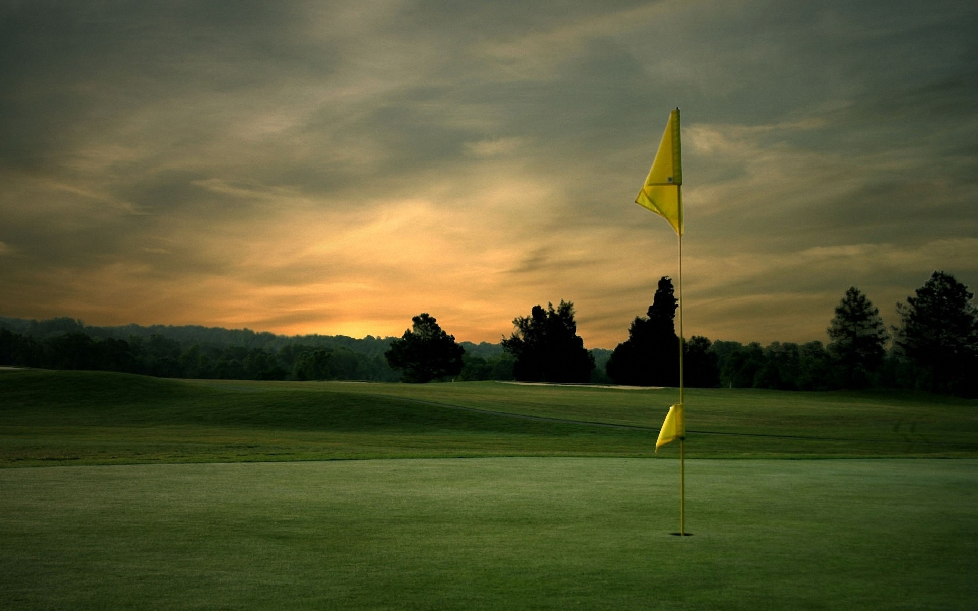 ... Golf Wallpaper ...