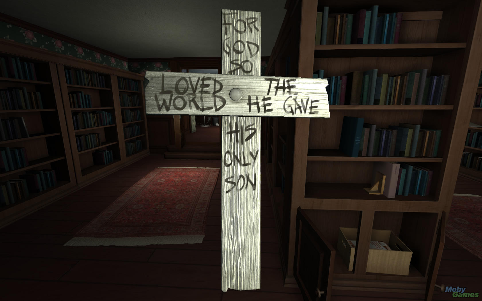 gone_home_3. Tags: Gone Home. «