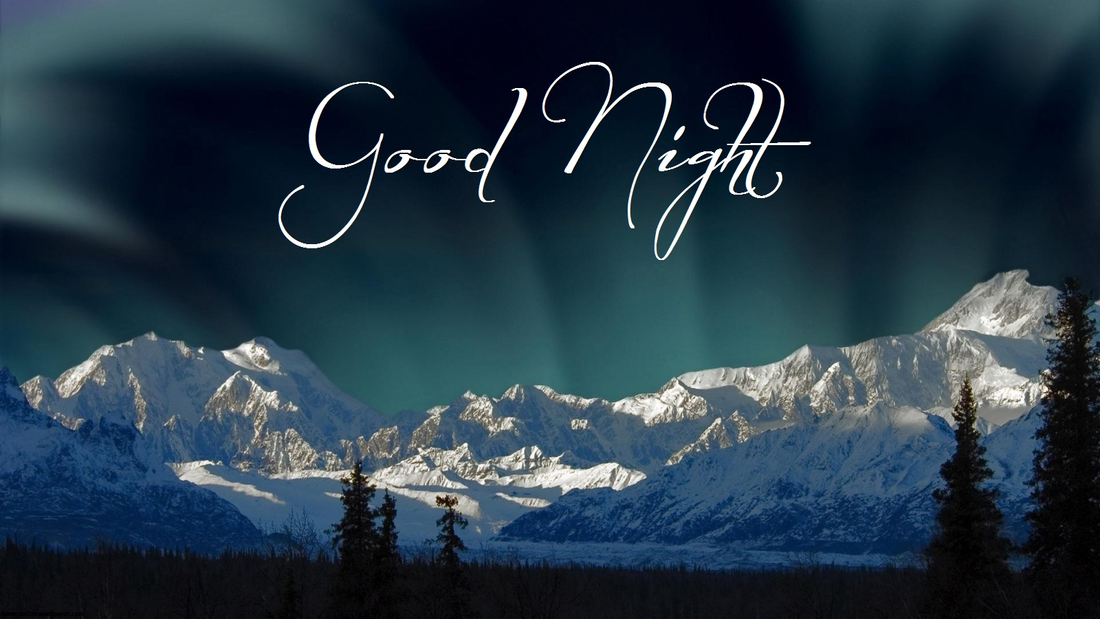 Good Night Wallpaper 1600x900 536