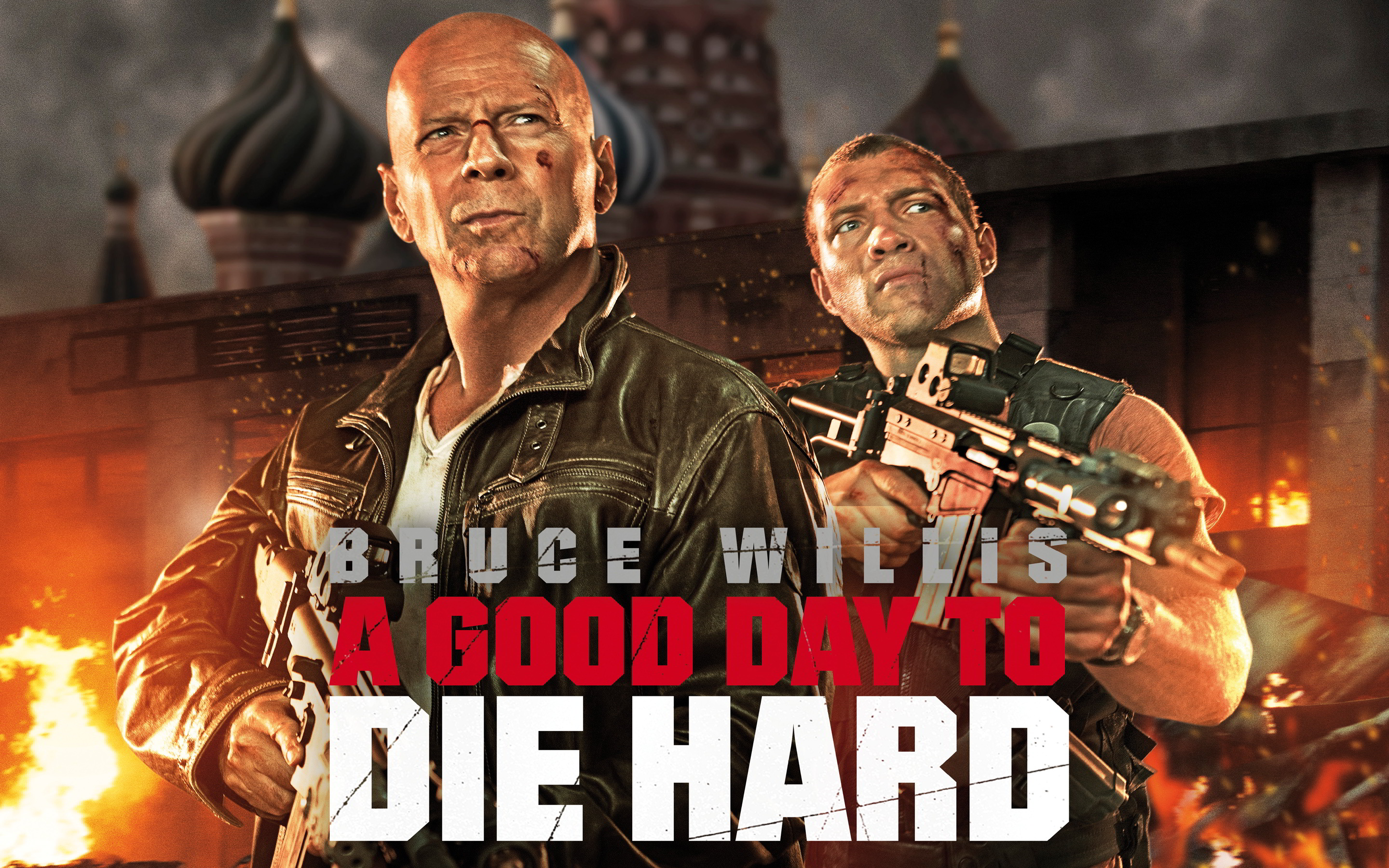 Good way to die hard 5 movie