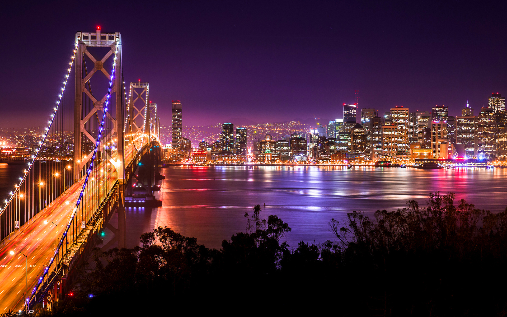 Gorgeous San Francisco Wallpaper