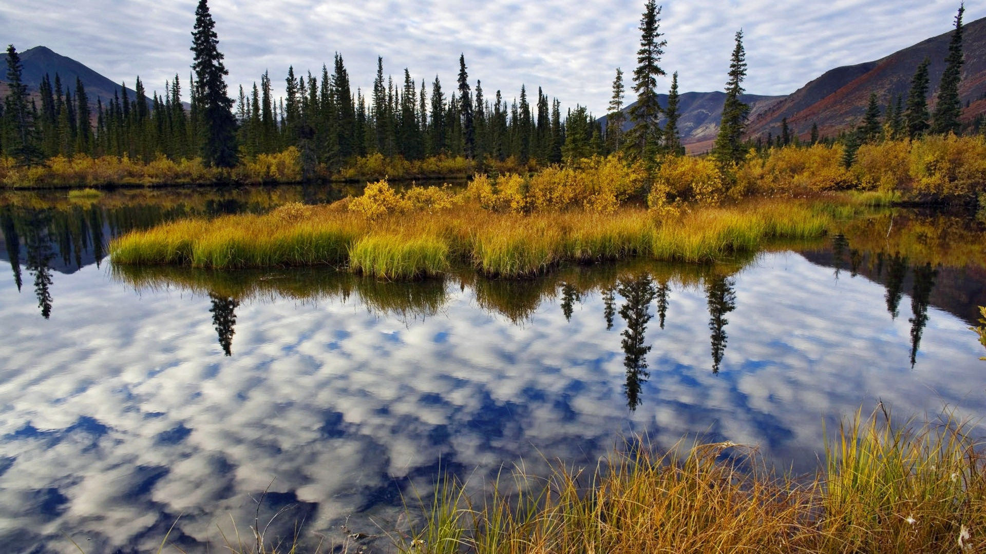 Beautiful Yukon Wallpaper