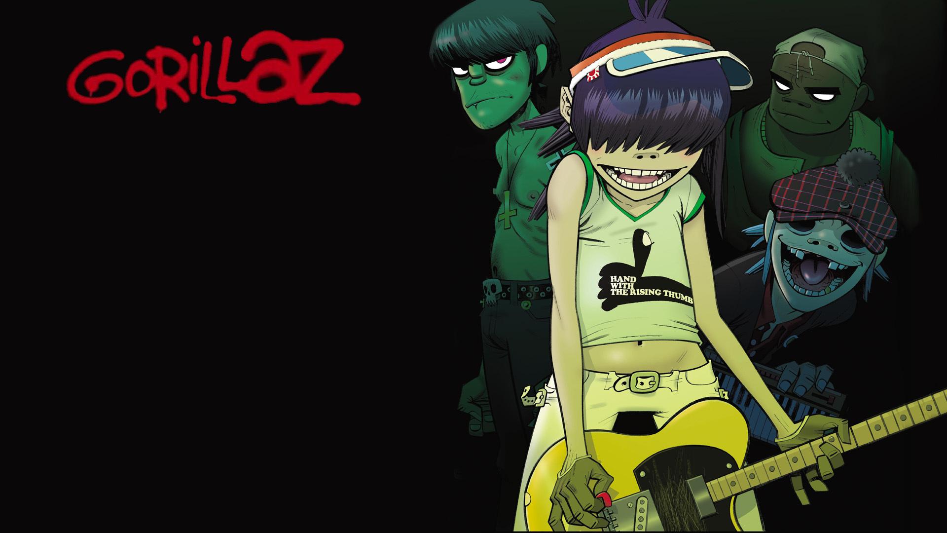 Gorillaz · Gorillaz · Gorillaz · Gorillaz ...