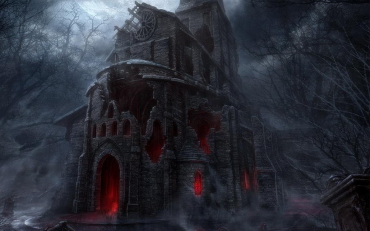 ... Gothic Wallpaper ...
