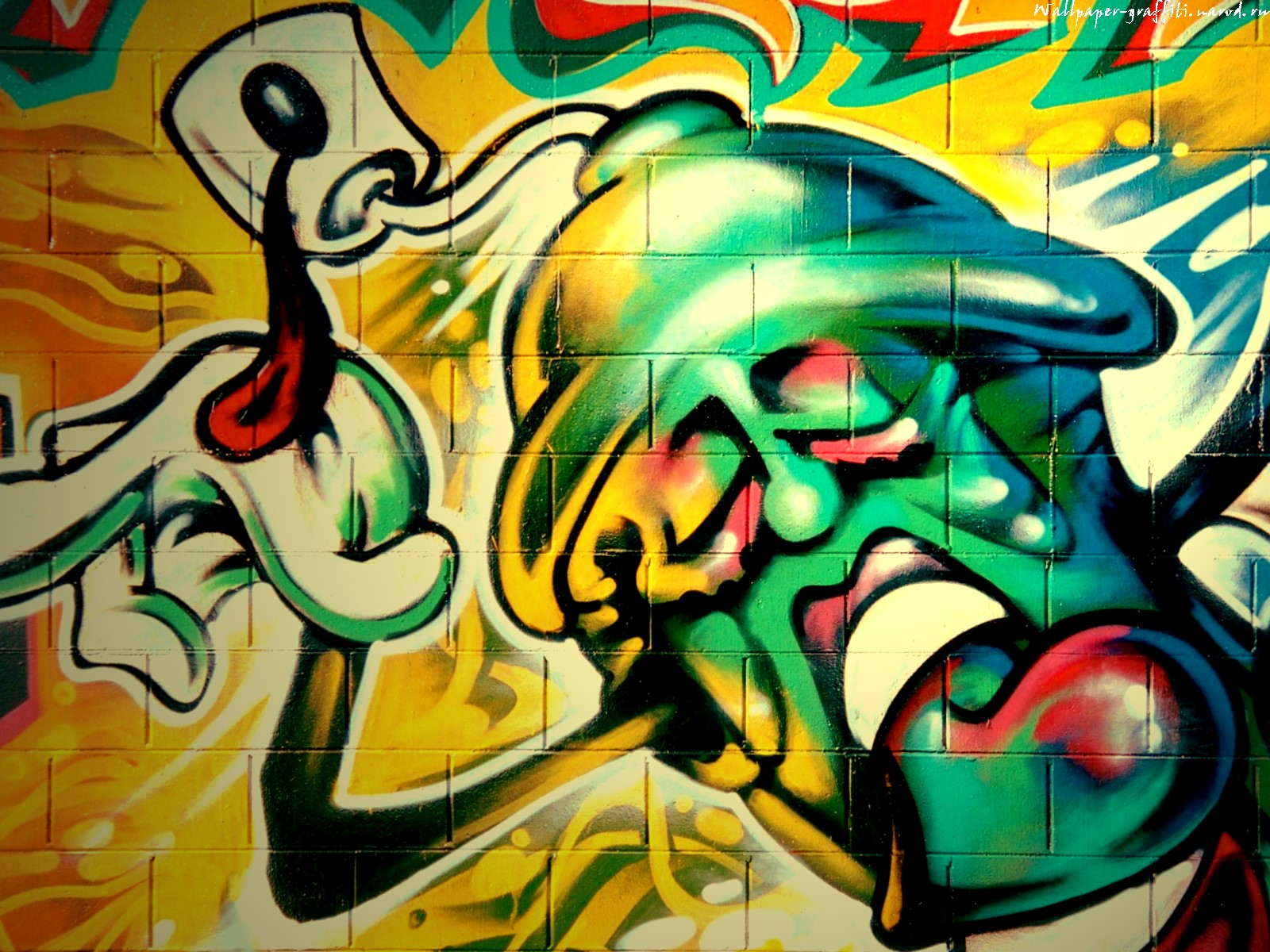 graffiti wallpaper 1 graffiti wallpaper 2 ...