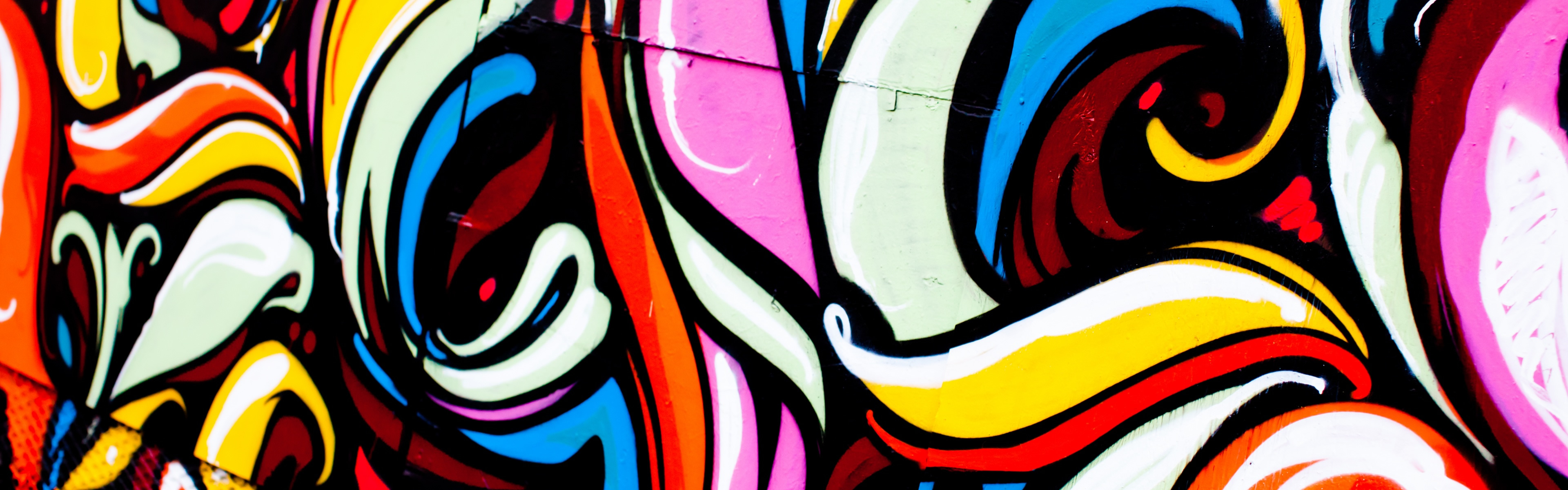 <b>Graffiti wallpaper</b> | 3840x1200 | #41132