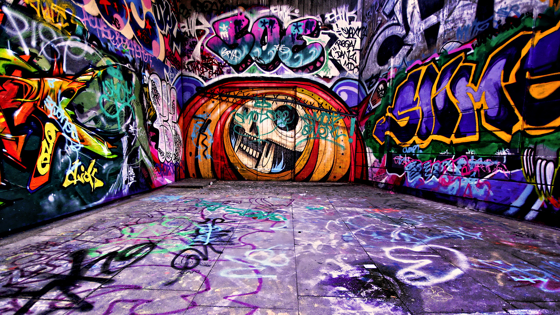 Graffiti Wallpaper (32)