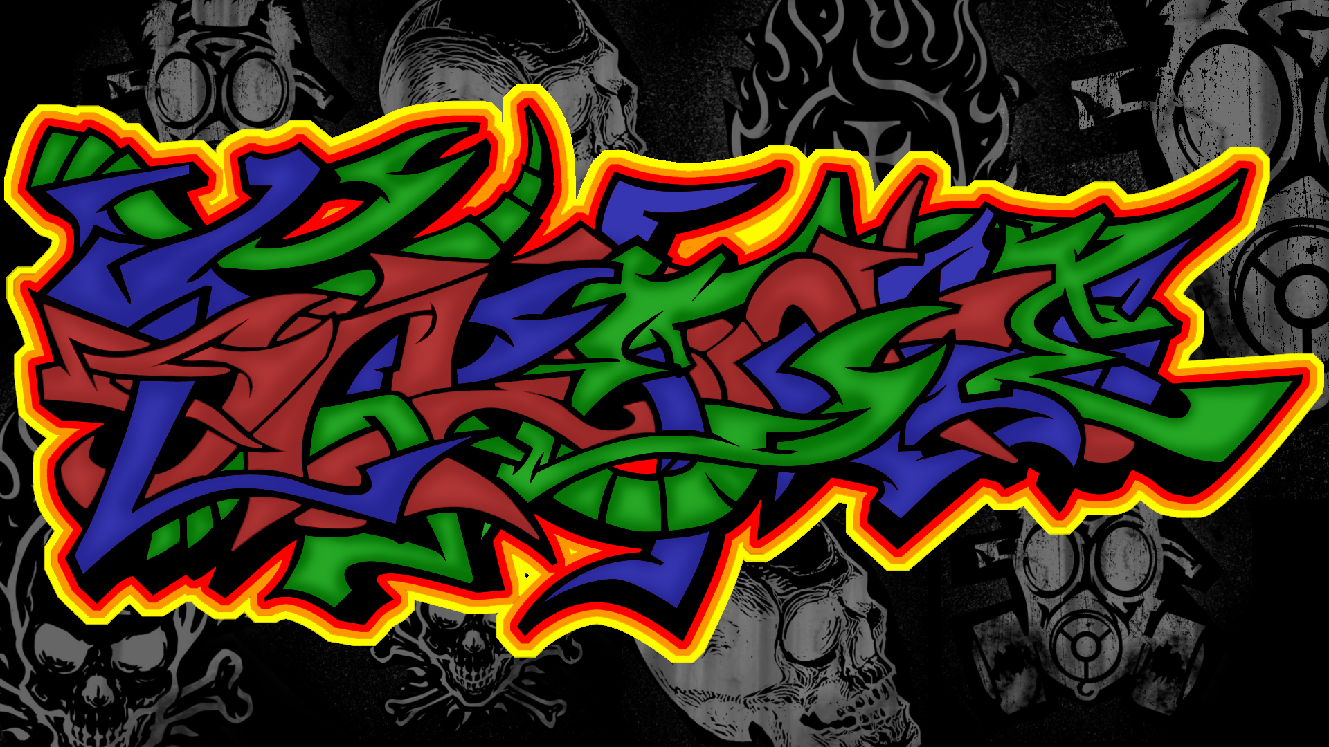 ... graffiti wallpaper 10 ...