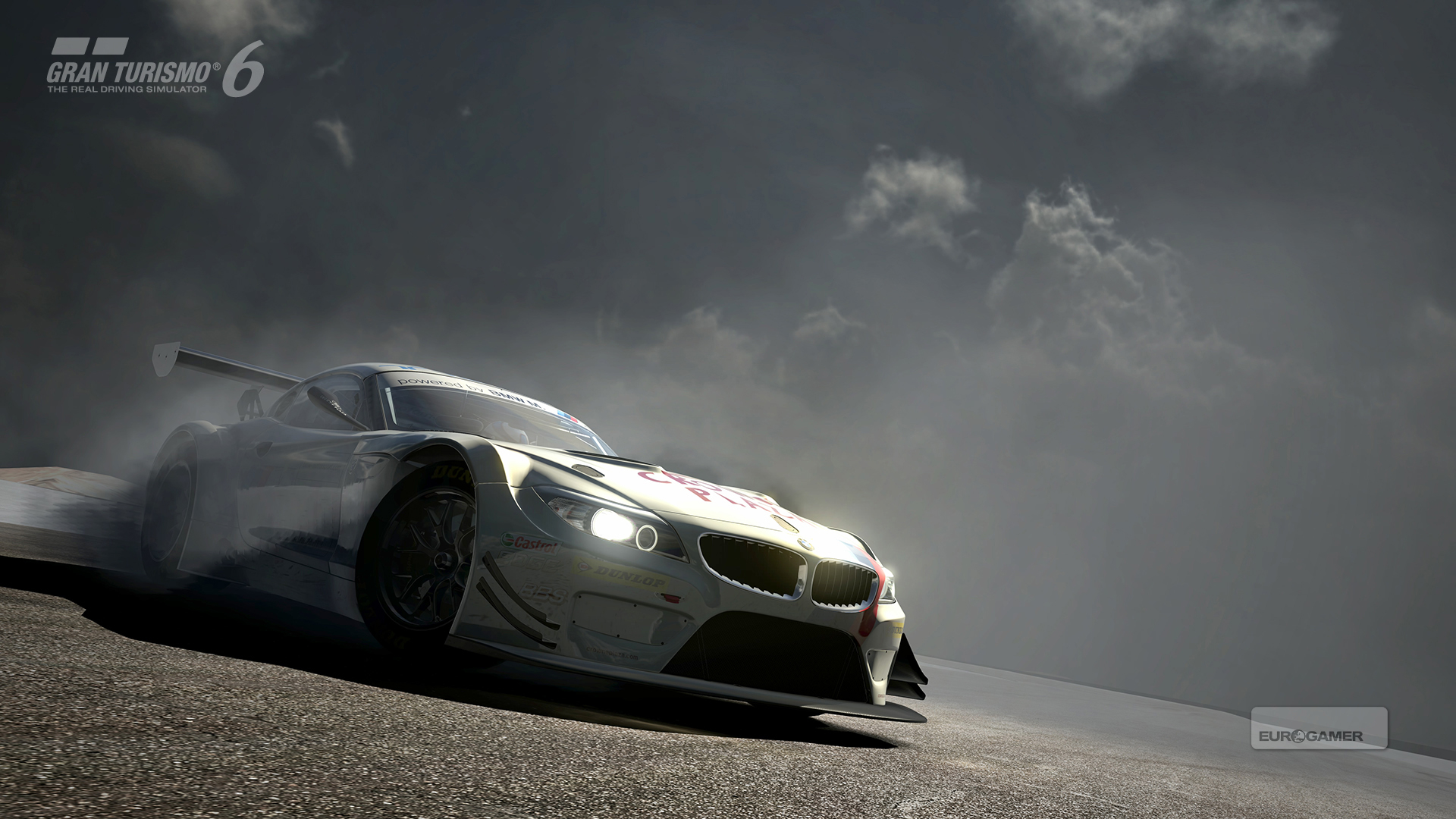 Gran Turismo Background
