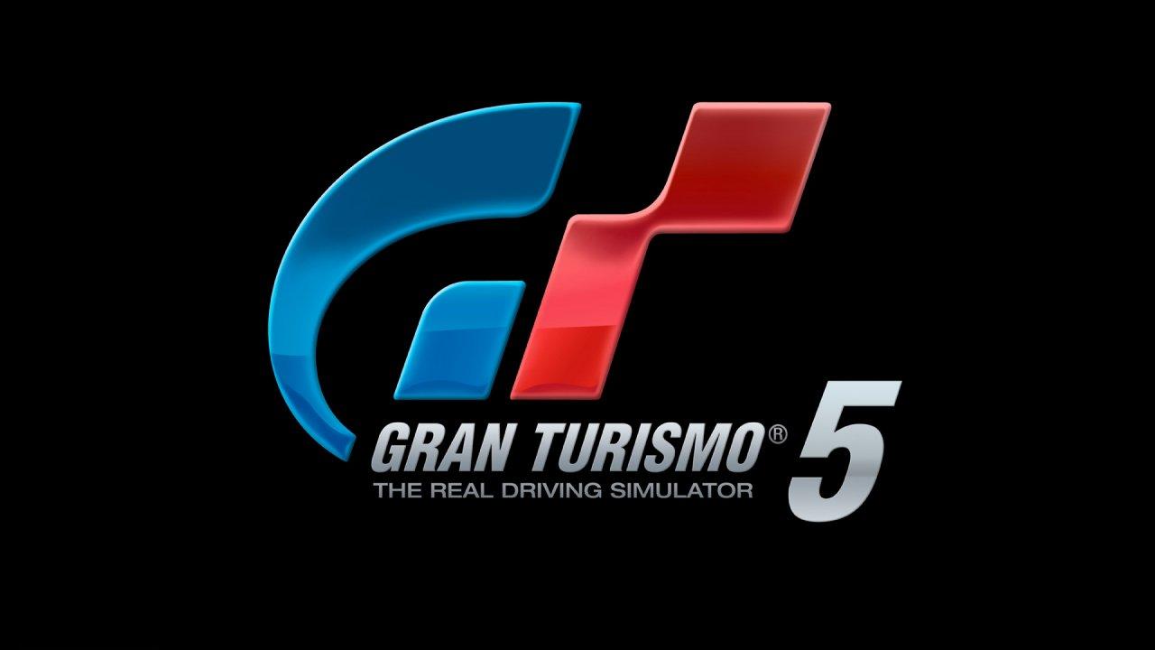 Gran Turismo GRAN TURISMO 5 LOGO