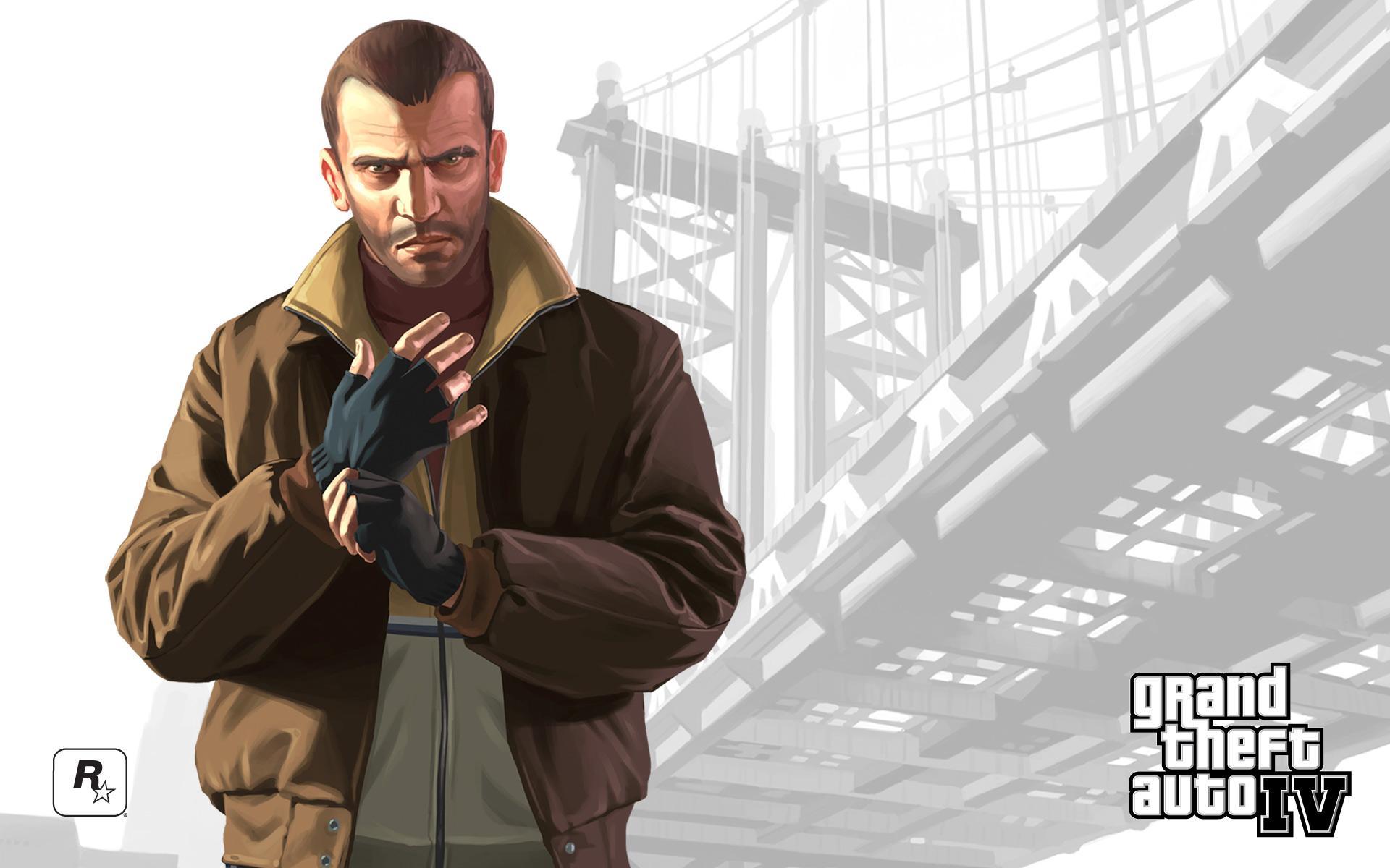 Niko Grand Theft Auto IV