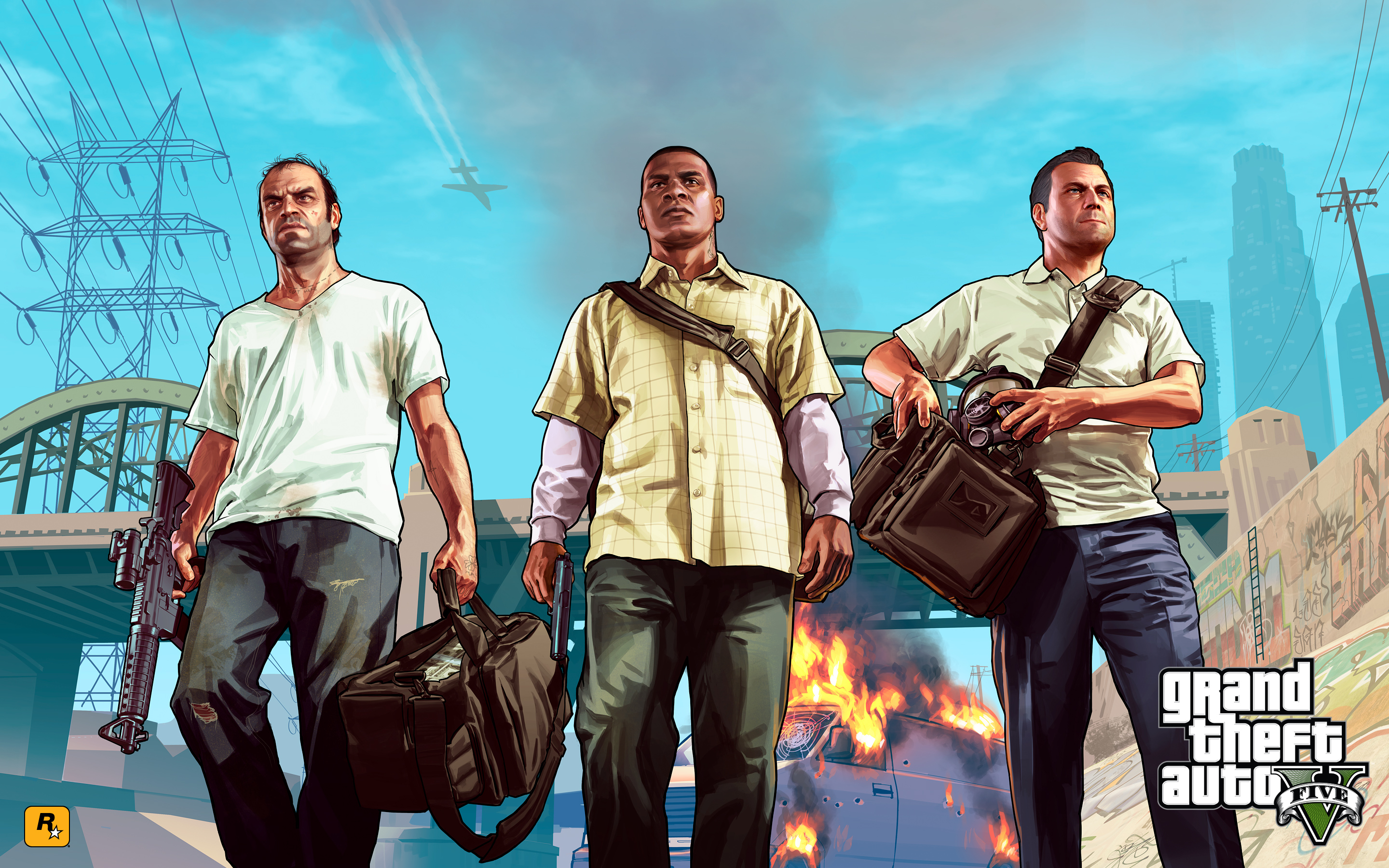 Get it in various sizes from Rockstar Downloads here. Of course this means more Social Club avatars too. Enjoy and look for plenty more GTA 5 information ...