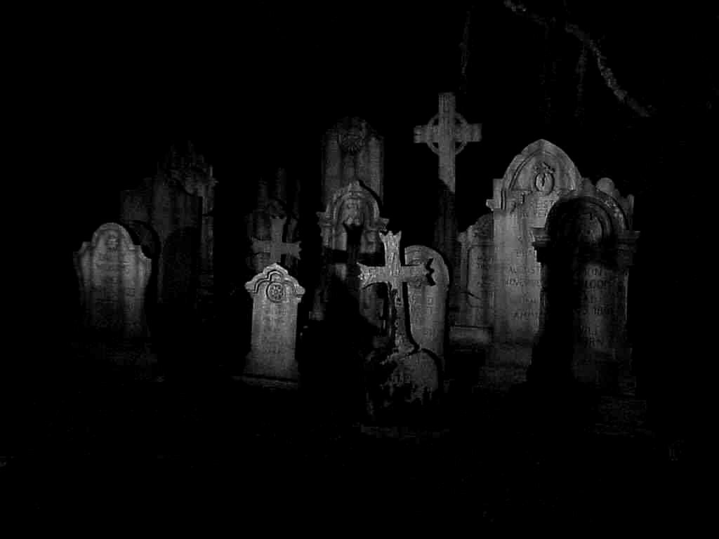 like the graveyard where souls buried in the earth lie silent in their musings watching tears fall from eyes