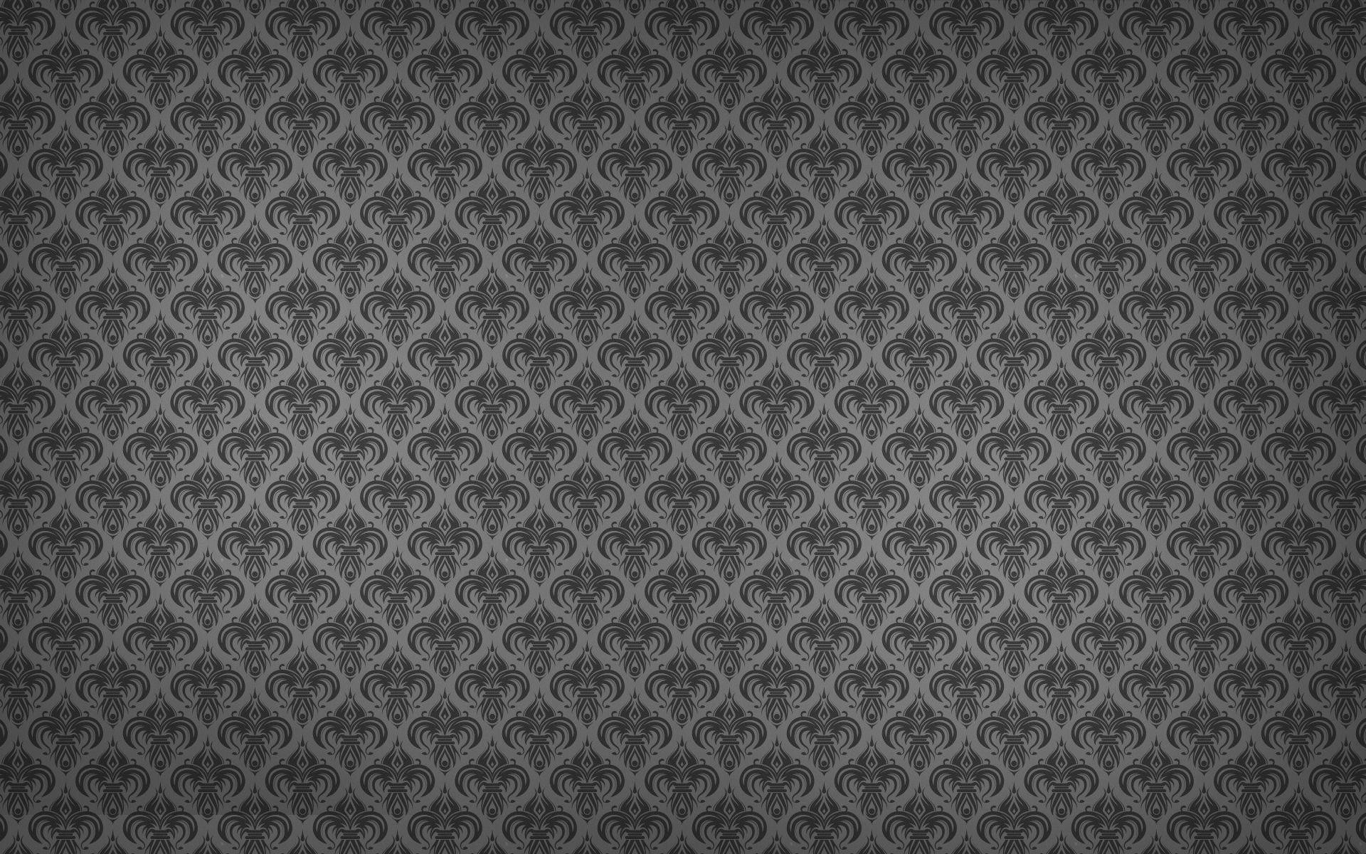 Gray Pattern Wallpaper