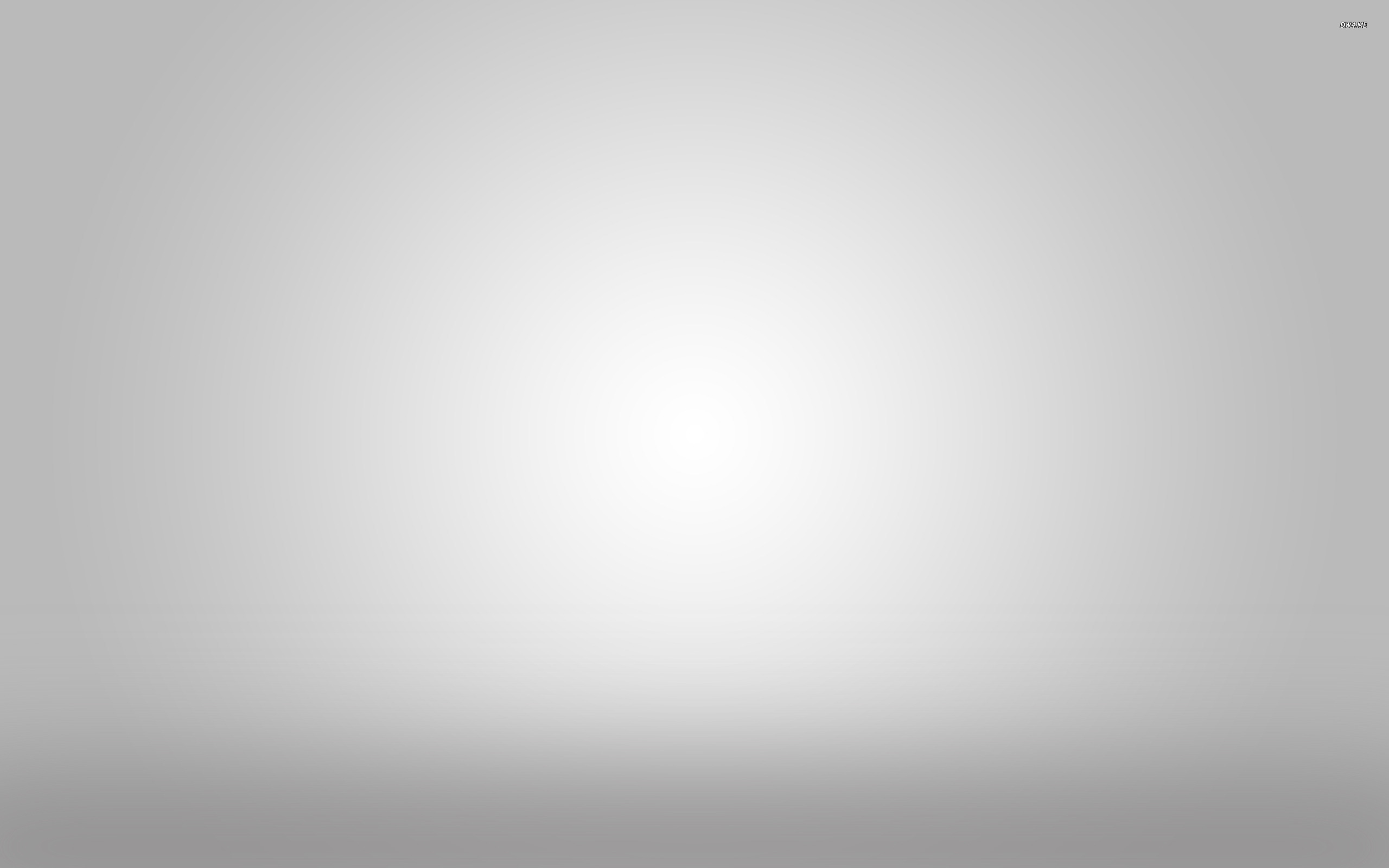 ... Light gray gradient wallpaper 2560x1600 ...