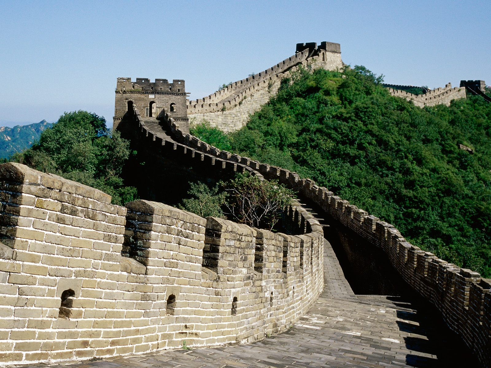 Great Wall Of China download free wallpapers