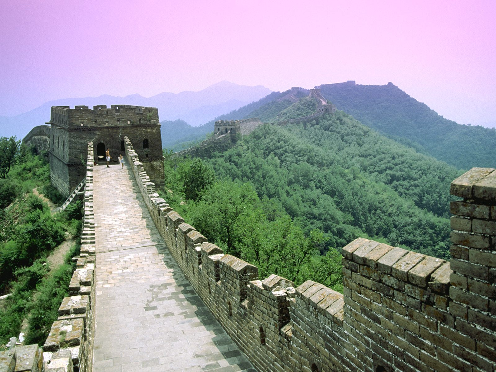 Great Wall Of China wallpaper hd