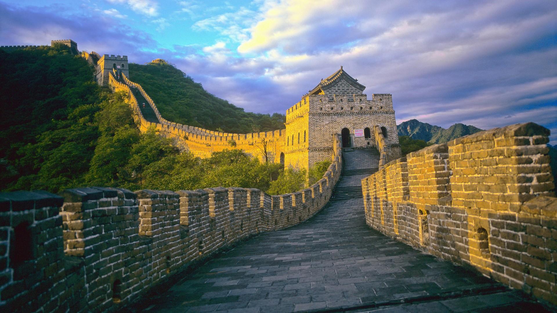 ... Great Wall Of China Wallpaper