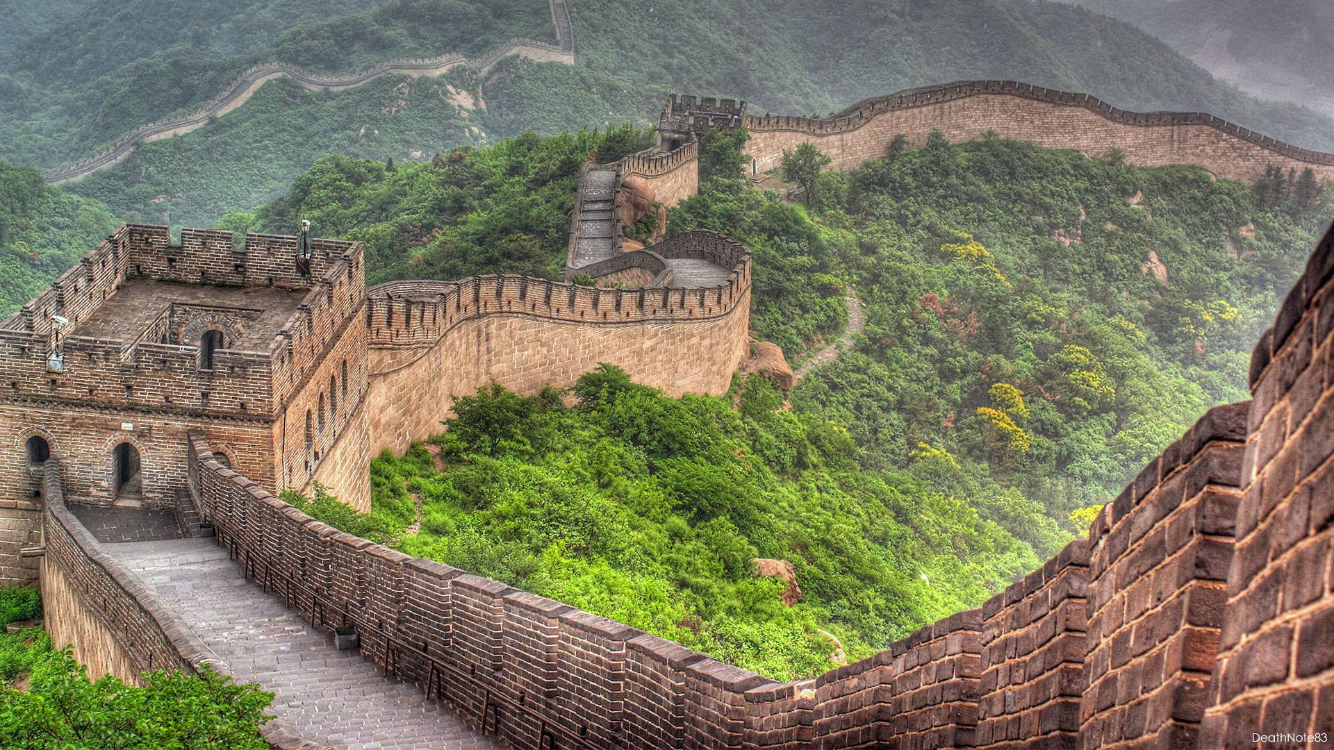 ... Great Wall of China Wallpapers-9