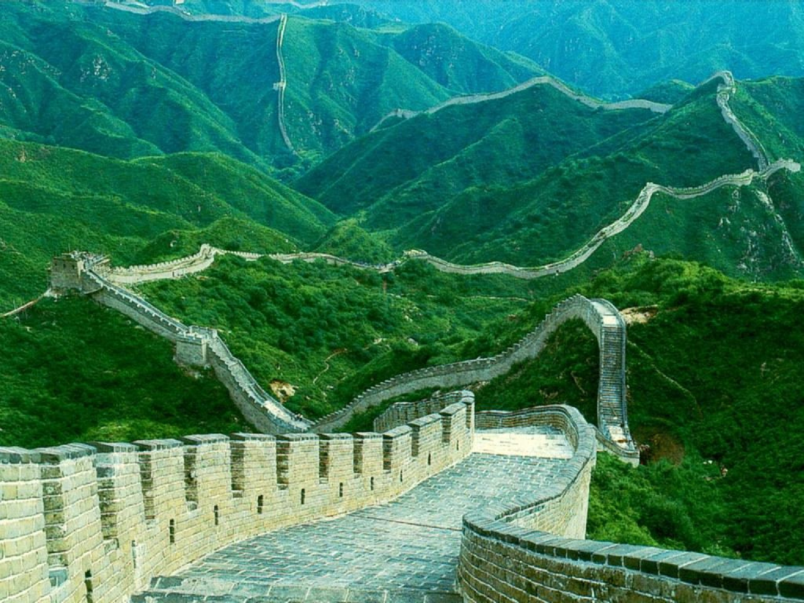 Great Wall Of China Wallpaper 2560x1920 53362