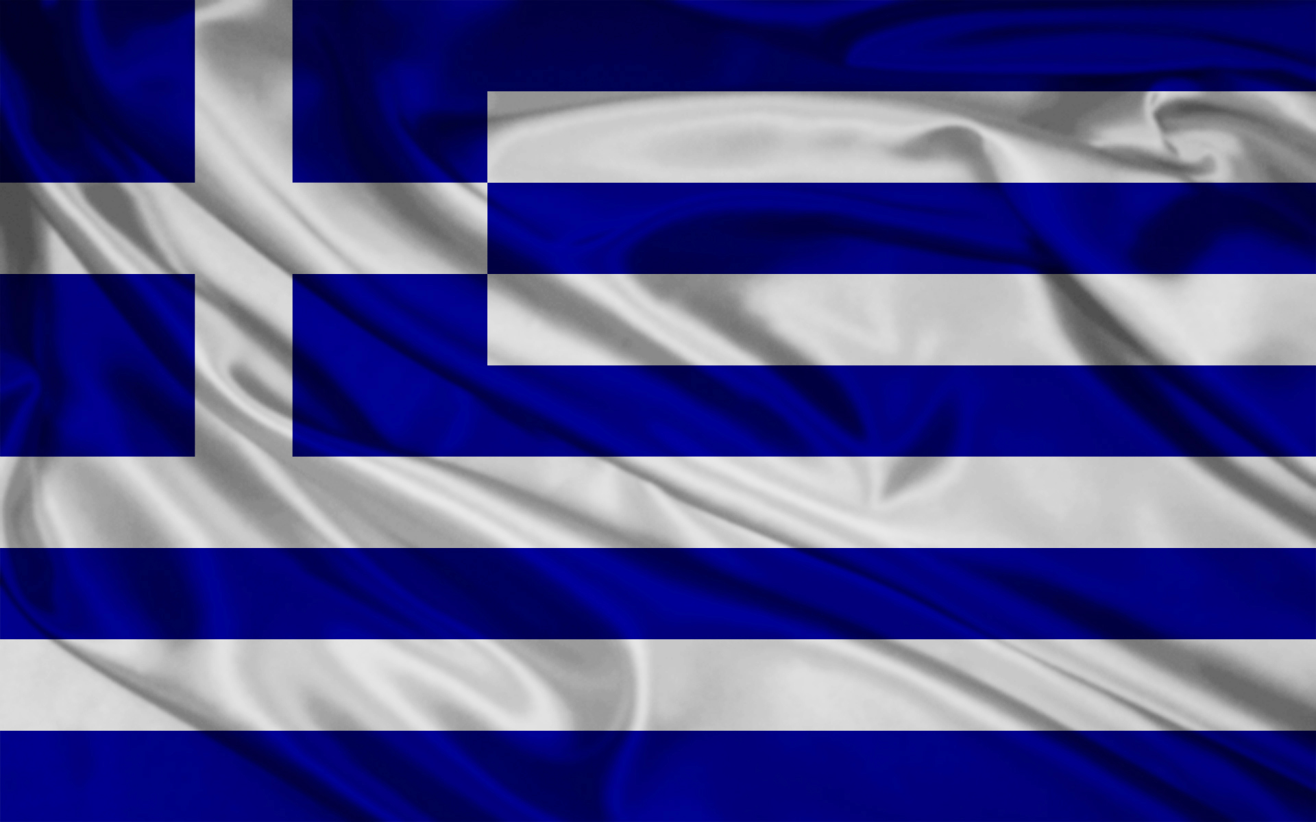 Greece Flag Wallpaper