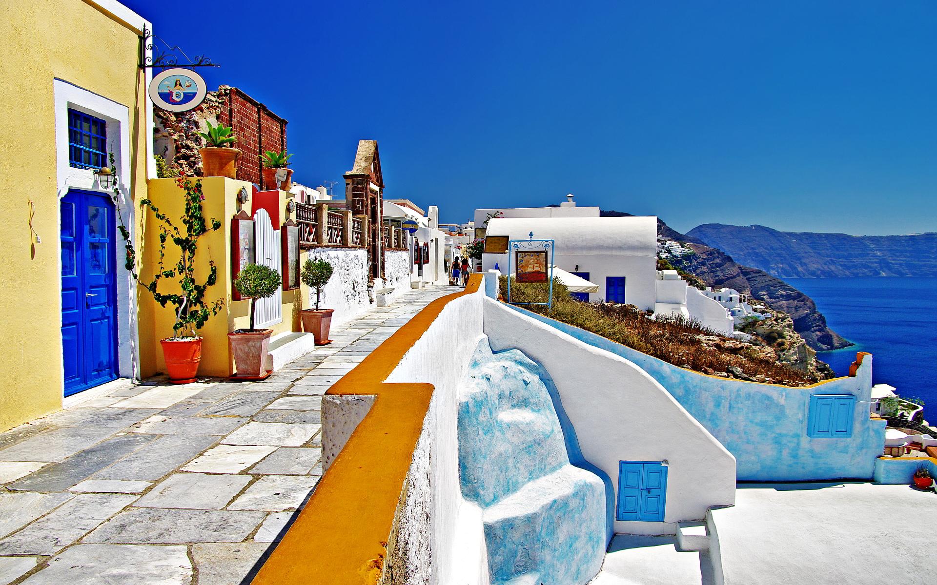 Greece oia santorini 1