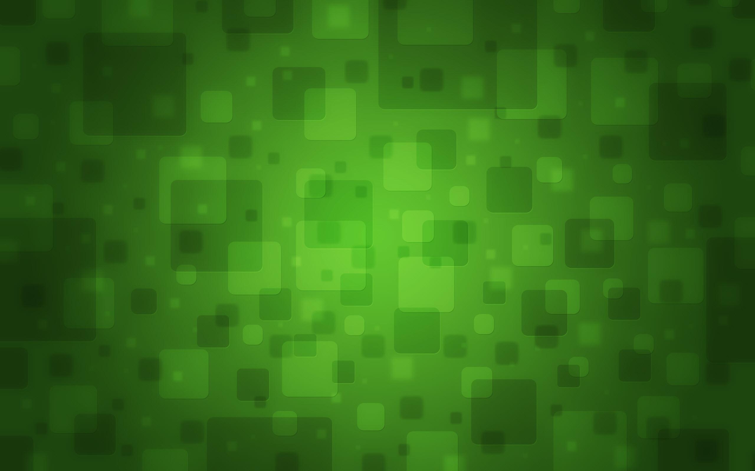 Abstract Green Desktop Wallpaper