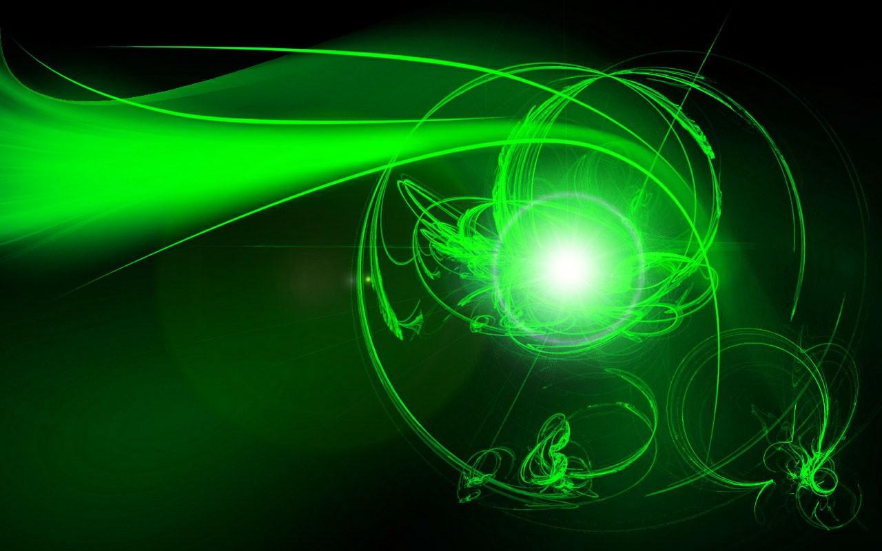 ... Green Abstract Wallpaper HD-5 ...